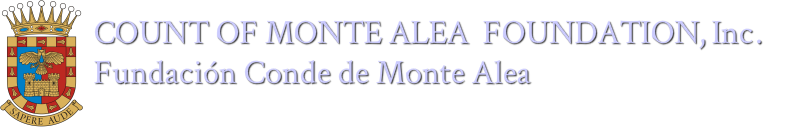 Count of Monte Alea Foundation, Inc.